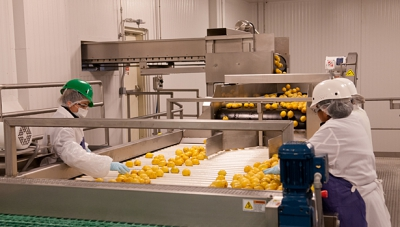Công nghệ sản xuất nước hoa quả đóng lon
