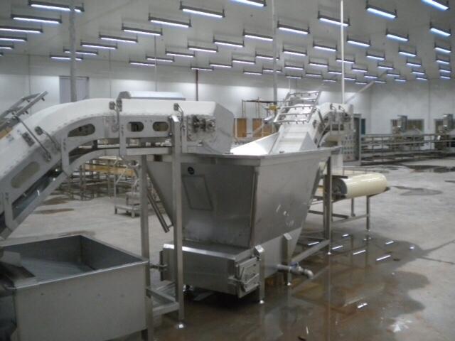 Dây chuyền sản xuất cá thịt đóng lon
